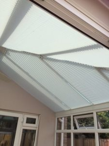 Quality Conservatory Blinds from blind and curtain company in Tewkesbury