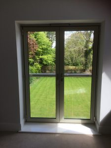 Afier blinds fitted by blind and curtain company in Tewkesbury