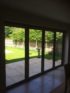 Bespoke blinds fitted by blind and curtain company in Tewkesbury