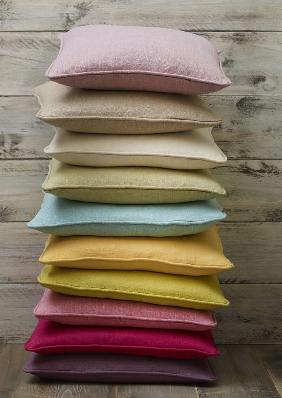Henley fabric from Tewkesbury based blind and curtain company