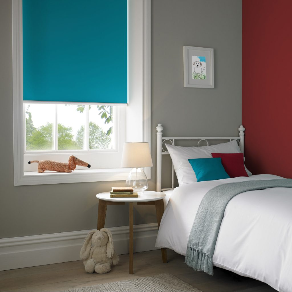 Banlight Duo Duo Blind from blind and curtain company based in Tewkesbury