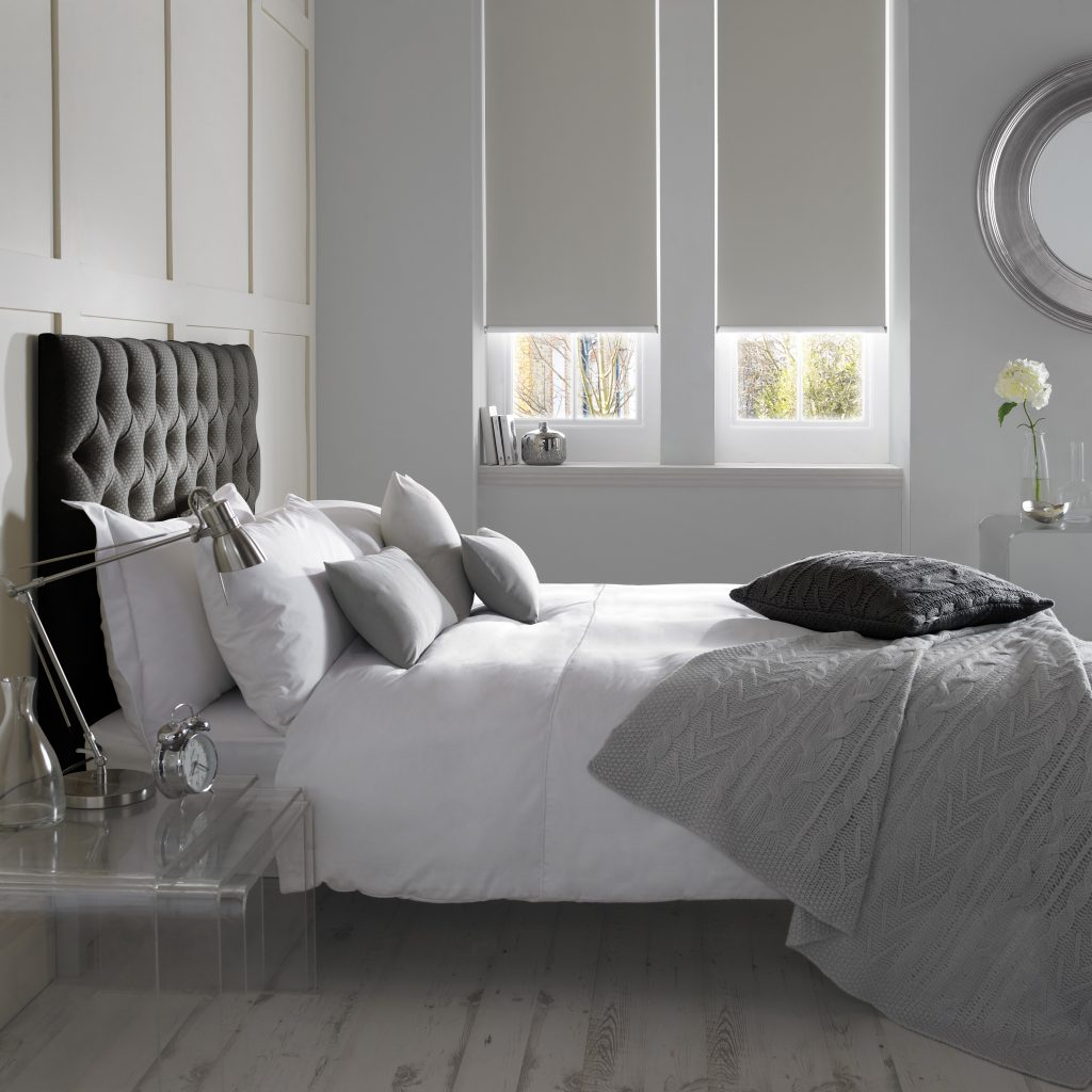 Banlight Duo Blind from blind and curtain company based in Tewkesbury