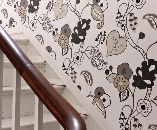Botanica Wallpaper from curtain and blind company in Tewkesbury