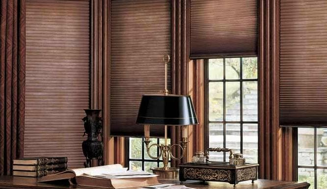 War duette blinds from blind company in Tewkesbury