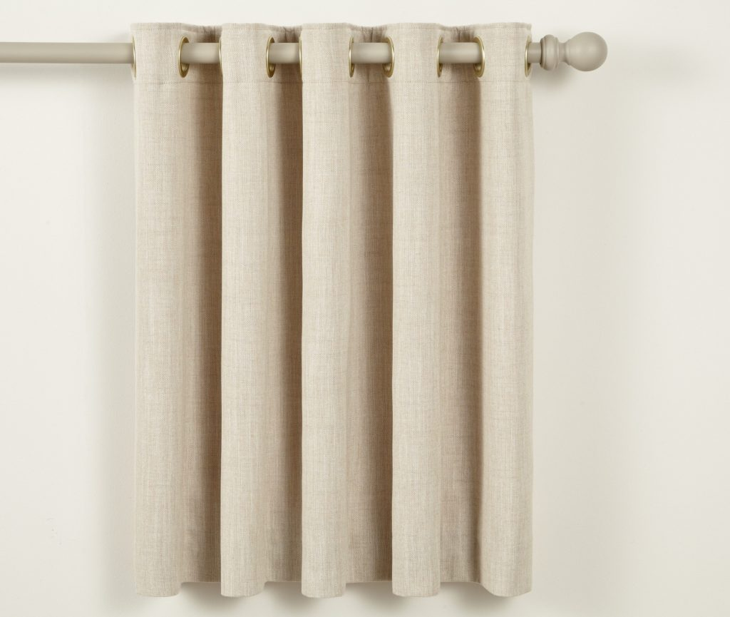 Eyelet saample by laskeys blind and curtain company