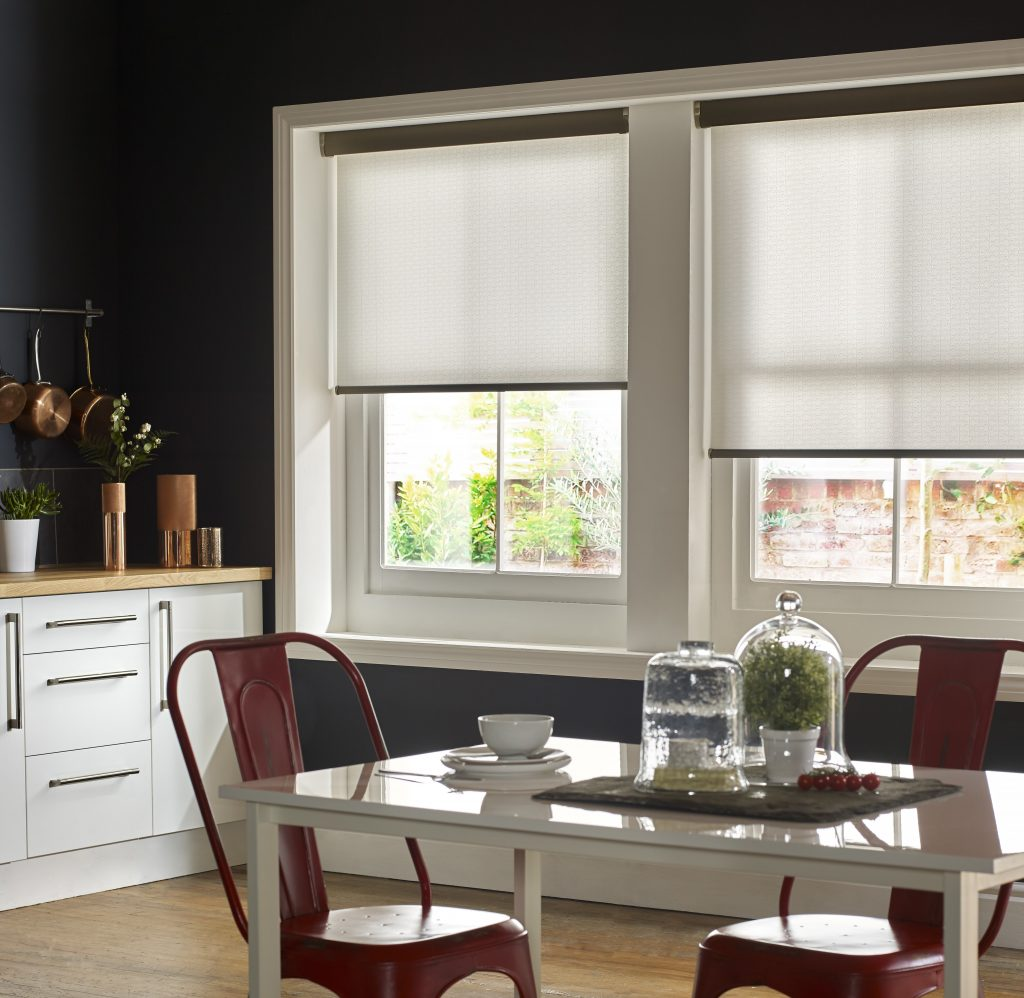 Flow Sundroip Roller Blind from blind and curtain company based in Tewkesbury
