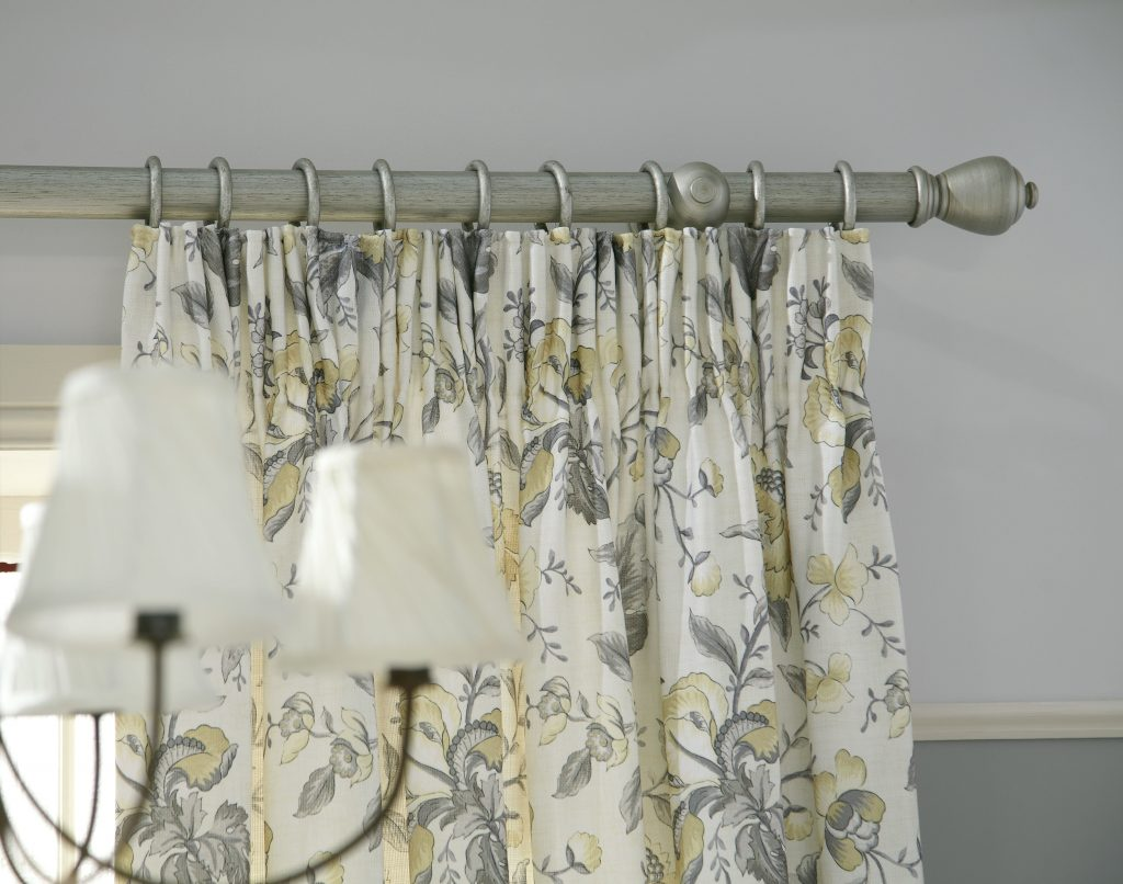 Lilv Country fabric by laskeys blind and curtain company