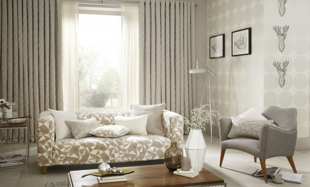 Bespoke curtains