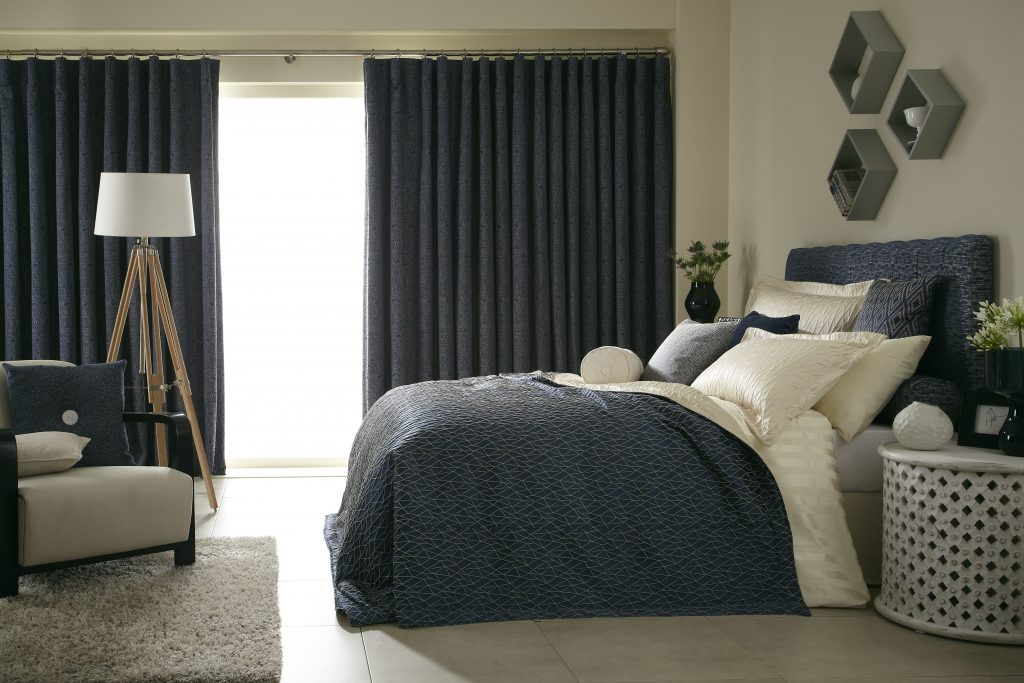 Dimensions Scandi Fabric from curtain and blind company in Tewkesbury