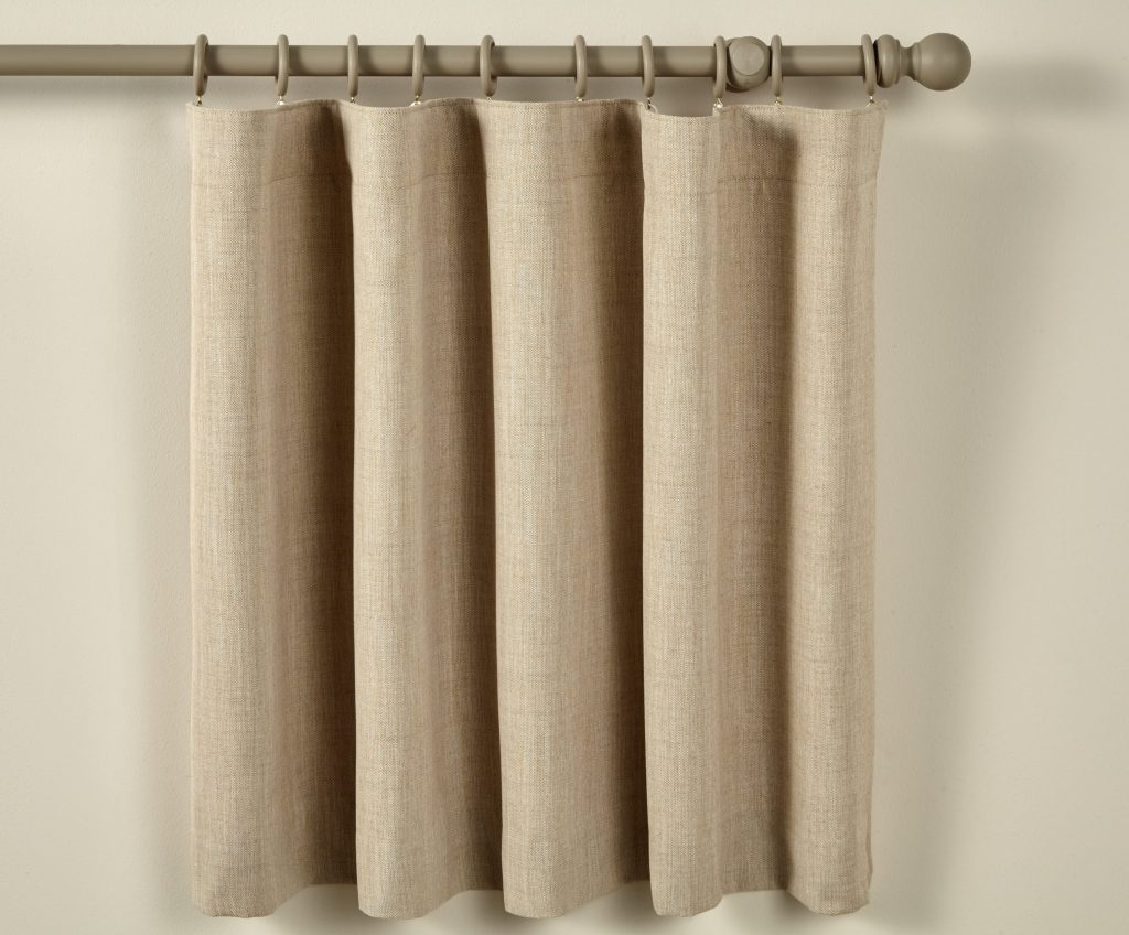 Wave pleat by laskeys blind and curtain company